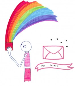 The Letter (Rainbow)