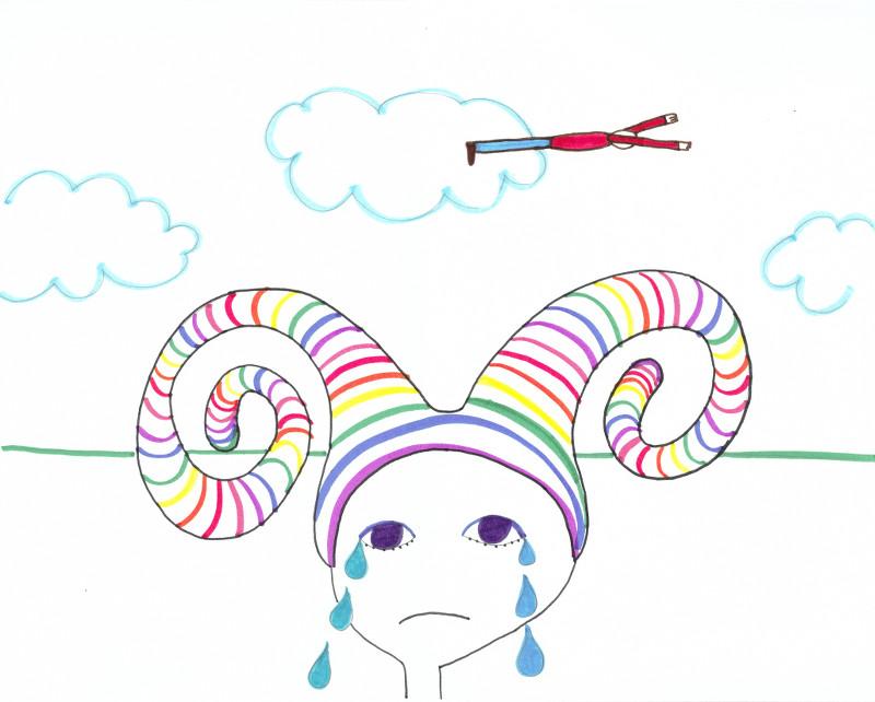 Rainbow Horns